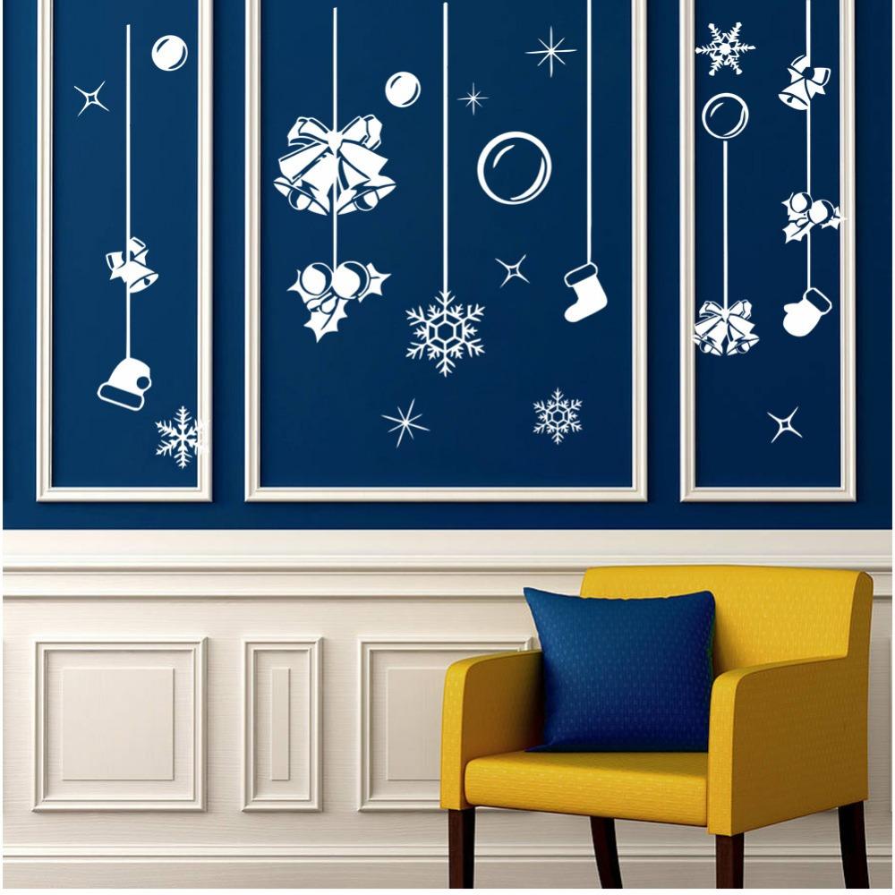 aliexpress com buy merry christmas hang gifts snowflake