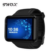 Buy DM98 Bluetooth Smart Watch 2.2 inch Android 4.4 OS 3G Smartwatch Phone MTK6572 Dual Core 1.2GHz 4GB ROM Camera WCDMA GPS for $84.84 in AliExpress store