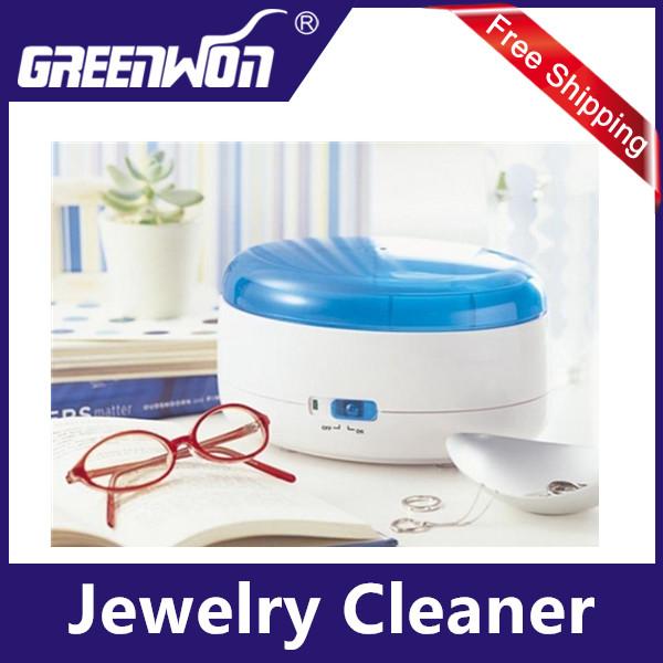 High Quality Sonic Wave Ultrasonic Jewelry & Eyeglass Cleaner Cleaning Machine(China (Mainland))