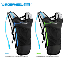 Roswheel 2L Water Bag Cycling Backpack Ultralight Outdoor Sports Hiking Climbing Travel Hydration Backpack Bicycle Bag Backpacks(China (Mainland))