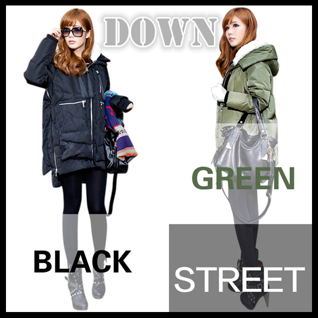 2015 winter plus big size down parka women's casual plus big size jacket coat thick hooded coats outerwear snow wear for woman(China (Mainland))