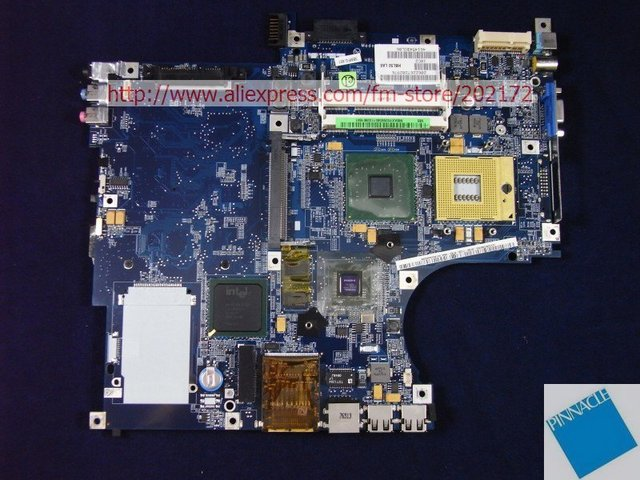 MOTHERBOARD FOR ACER EXTENSA 5200 5510 5510Z MBAXY02005  LA-2922P HBL50 LA6 100% TESTED GOOD
