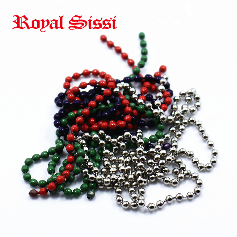 5 pcs/set 10cm fly tying stainless mini beads chain eyes 4 colors eyes crazy charlie hair tied hook fly fishing tying materials(China (Mainland))
