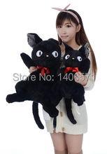 Janpan Anime Kiki's Delivery Service Cosplay Black Cat backpack Jiji school BAG(China (Mainland))