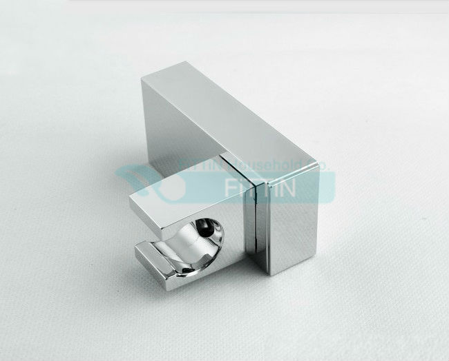 NEW Bathroom Faucet Accessories ABS Handheld Shower head Holder rack PSH8016JB,Chrome,retail - FiTTiN Household Co.,LTD store