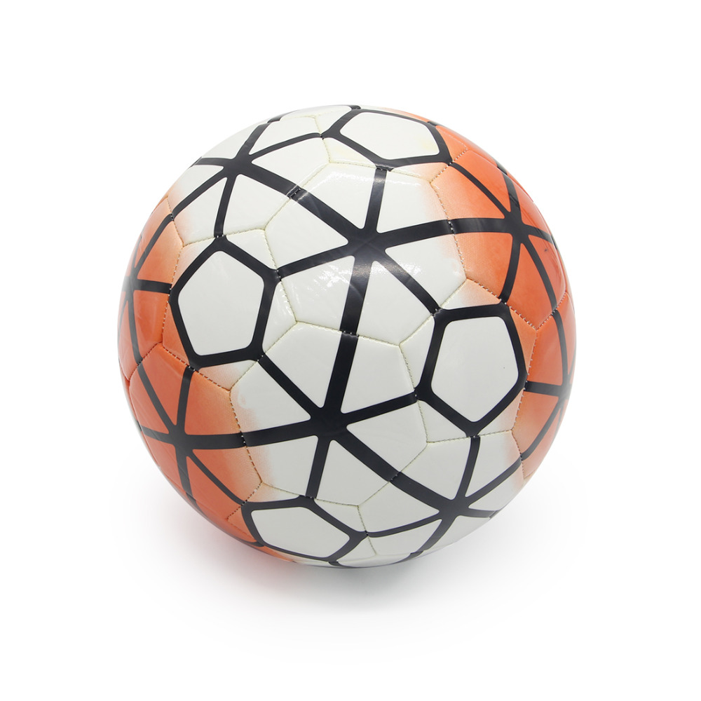 Mastet Smart Gear Seamless Premier League Soccer Ball PVC Football Anti-slip For Match Size 5 With Air Pump Inflator(China (Mainland))