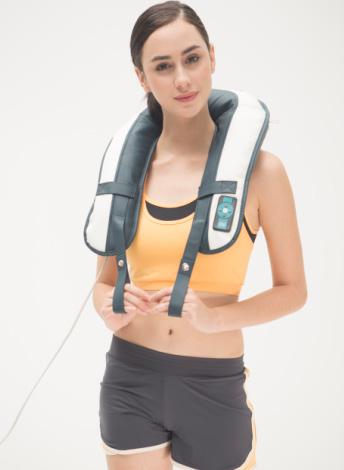 shoulder Massager for body belt Massager tens Neck acupuntura Massager Electronic Tapping Massage belt(China (Mainland))
