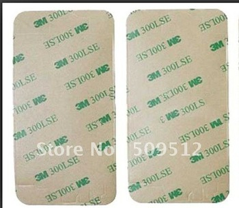 200pcs/lot Adhesive Sticker for iPhone 3G 3GS free shipping by DHL