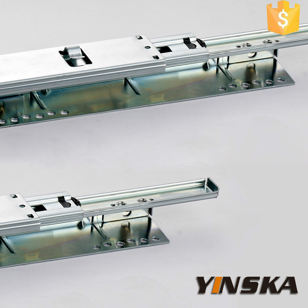 12' push to open ball bearing wood drawer slide and concealed slide(China (Mainland))