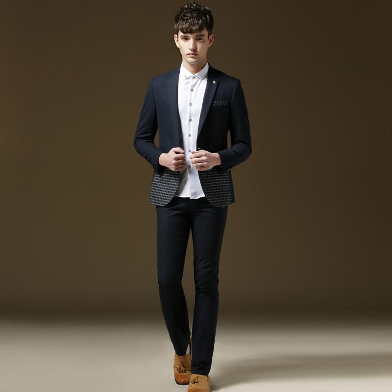 Compare Prices on Men Slim Suits- Online Shopping/Buy Low Price
