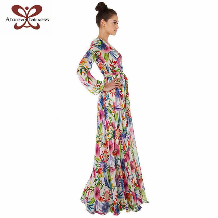 Collection Bohemian Maxi Dresses Pictures - Reikian