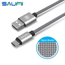 Usb Type C Cable Saufii Usb Type C 3.1 to Usb Type A 2.0 Male Data Charging Cable for one plus macbook nexus 6p 5x xiaomi 4c 4i(China (Mainland))