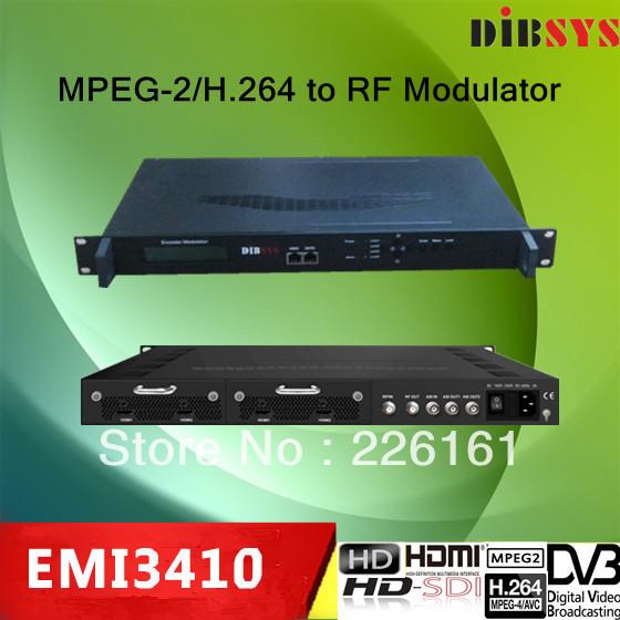 MPEG2 HD MPEG4 HDMI to RF modulator(China (Mainland))