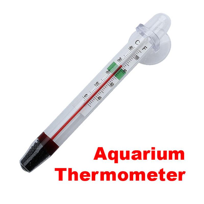 Hot Sales Fish Tank Water Detector Aquarium Thermometer Free Shipping(China (Mainland))