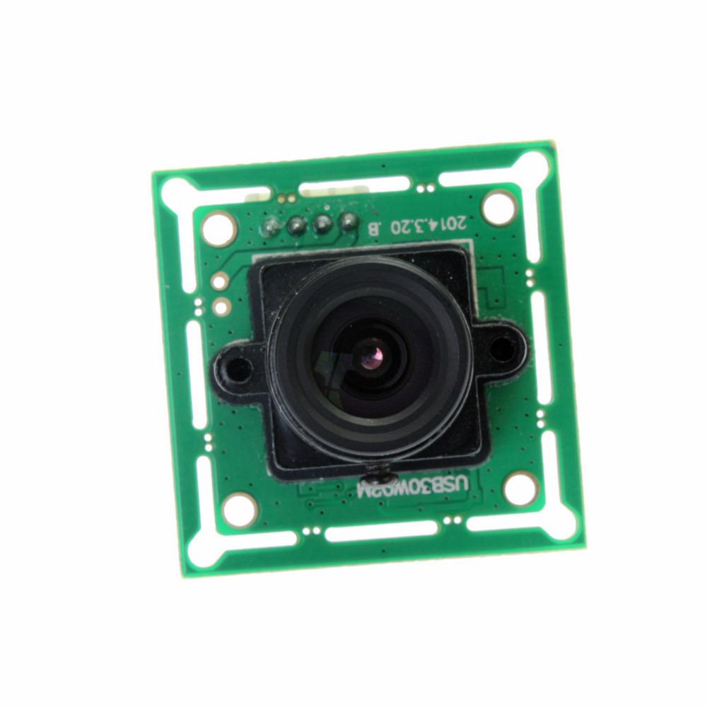YUY and MJPEG VGA USB2.0 port OmniVision OV7725 Color Sensor free driver UVC USB Camera Module with 6mm Lens(China (Mainland))