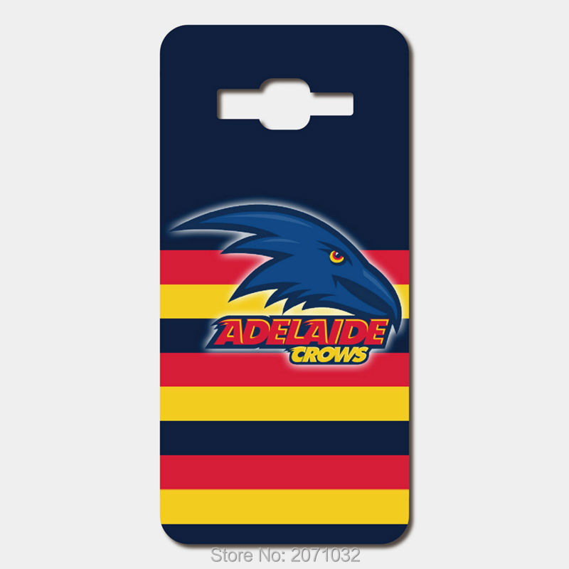 AFL Teams Adelaide Crows Football Club phone case for Samsung Galaxy Grand Prime G530 G530H G5308W G355H back cover case(China (Mainland))