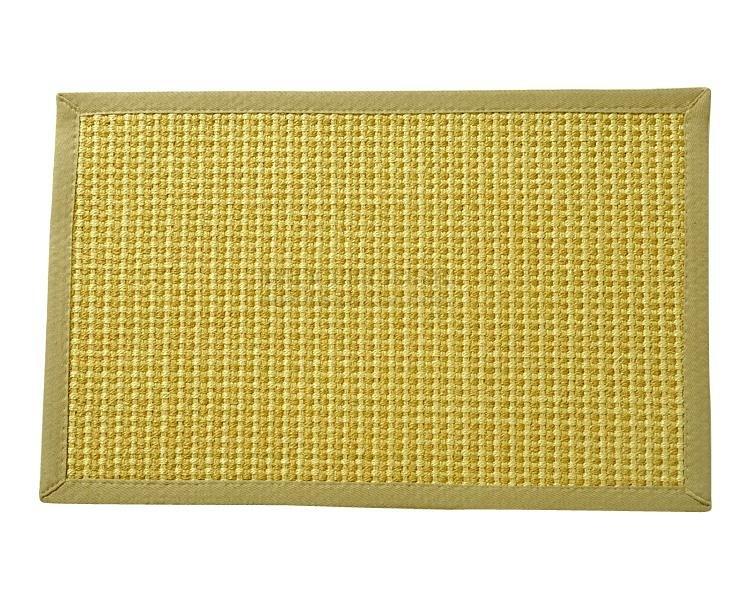 Free Shipping 100% Import Natural Sisal Mat Door Carpet JF2796