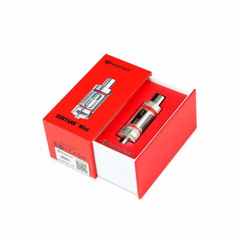 ถูก ต้นฉบับkangertech subtankเครื่องฉีดน้ำขนาดเล็กRBA RTAถังบุหรี่อิเล็กทรอนิกส์vaporizer clearomizer Rebuildable OCC Coil 4.5มิลลิลิตร