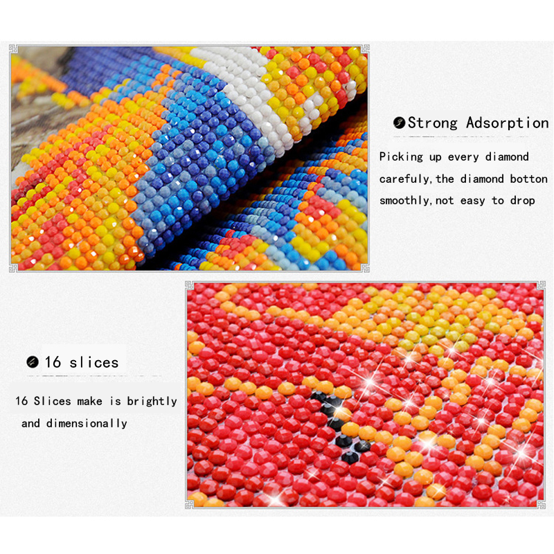 Искусство алмазная живопись 5D «сделай сам» вышивка крестом фрукты ананас -5