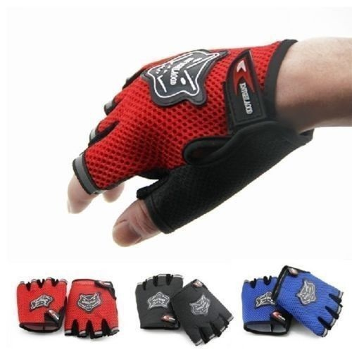 Women Work Out Gloves Weight Lifting Gym Sport Exercise: Men & Women Sports Gym Gloves Fitness Training Exercise