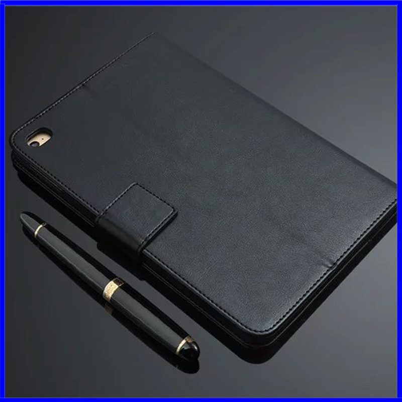 Genuine Leather Case High Quality For iPad mini 4 Leather Case Flip Cover for iPad mini4 Case Cover case Tablet PC(China (Mainland))
