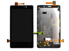 LCD Touch Screen for Nokia 820 LCD display Digitizer  for Lumia 820 Assembly Replacement Parts