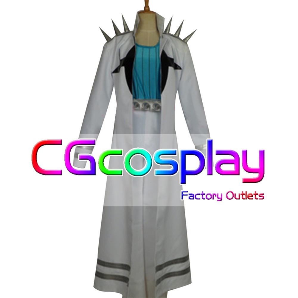 Free Shipping Cosplay Costume Kill La Kill Satsuki Kiryuin Uniform ...