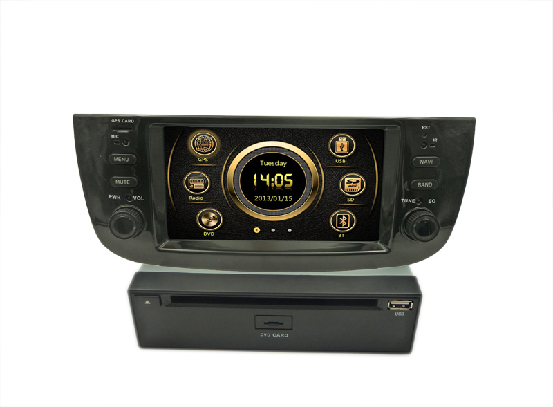 Free shipping cheap Model LSQ STAR for Fiat Doblo Opel Combo 2012 2013 car multimedia with GPS SD USB IPOD TV ST-6218(China (Mainland))
