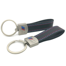Buy Leather Belt Chrome Keyring Keychain Key Chain BMW M Tech M Sport E46 E39 E60 F30 E90 F10 F30 E36 X5 E53 E30 E34 X1 X3 M3 M5 for $2.79 in AliExpress store