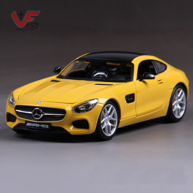 Maisto1:18 Mercedes AMG supercar GT original simulation model of alloy car models(China (Mainland))