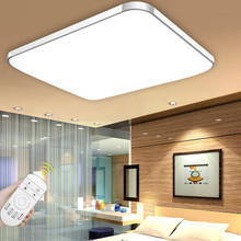 2016 surface mounted modern led ceiling lights for living room light fixture indoor lighting decorative lampshade Free Shipping(China (Mainland))