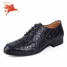 plus 38-50 100% handmade genuine leather men shoes wedding shoes for man male oxford business dress shoes free shipping yx94(China (Mainland))