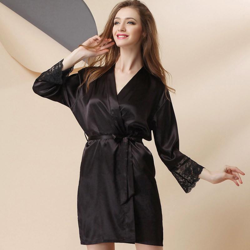 Silk robes buy