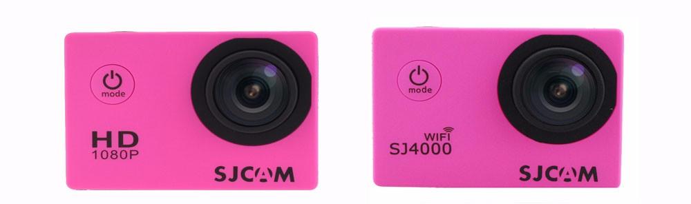 SJ4000 colors pink description