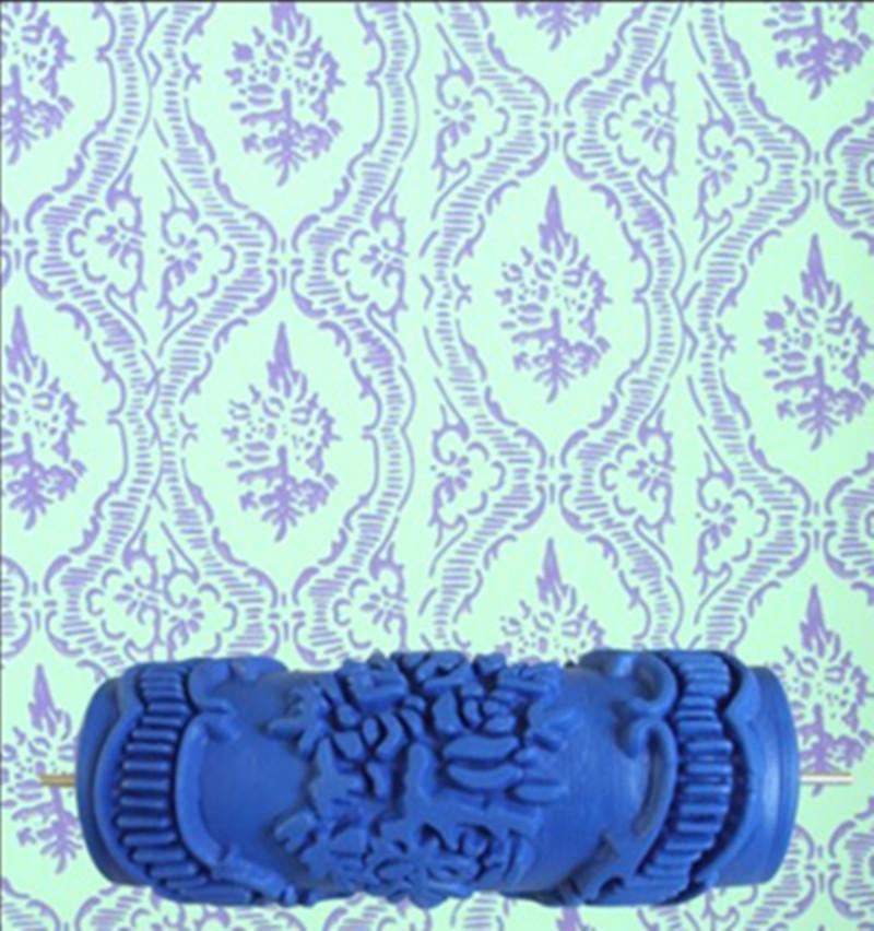 Wall Design Paint Roller : Popular designer paint rollers buy cheap