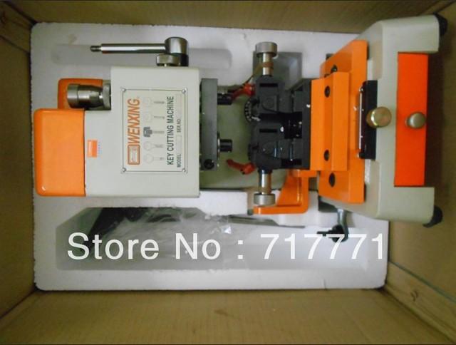 Wenxing 383AC upright key cutting machine vertical type locksmith key cutter