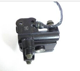 Scooter front brake master cylinder right roketa jcl sunl for Miroir 50 x 150