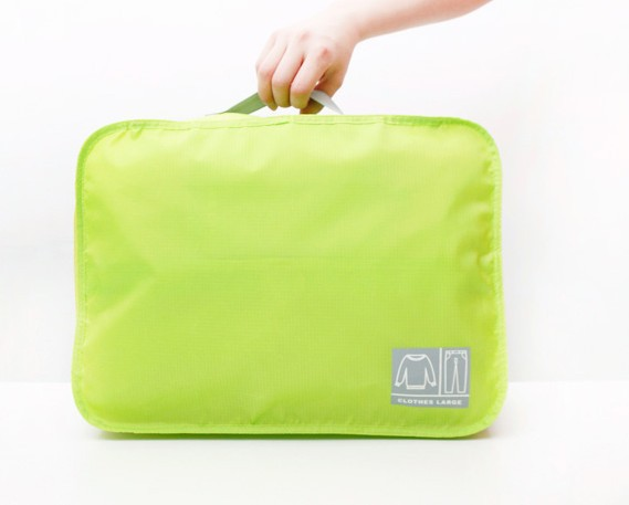 Clothes Underwear Travel Tote Travel Bags Suitcase Organizer Storage Bags(L)(China (Mainland))