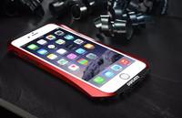 6S Luxury Ducati Motorcycle Racing Aviation Metal Aluminum Hybrid element bumper phone Case for iPhone 4 4S 5 5S 6 6S plus 6Plus