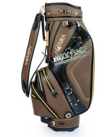 New Golf bag Honma high quality PU Golf Staff bag 9 inches black/brown colors in choice Golf equipment Free shipping