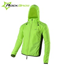 Buy ROCKBROS Reflective Breathable Bike Bicycle Cycling Cycle Long Sleeve Wind Coat Windcoat Windproof Quick Dry Jersey Jacket for $11.99 in AliExpress store