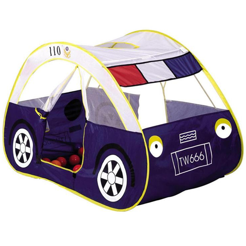 Free Shipping 2016 Hot Sale Quality child kids play tent car toy tent large game house indoor outdoor beach play house(China (Mainland))