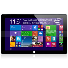 Original Cube I7 Win 8 1 Tablet PC 11 6 Inch Core M 4GB RAM 64GB