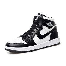 Maat 35-45 Schoenen Mannen Sneakers Justin Bieber Mannen Laarzen Super Ster Hip Hop Schoenen Mannen Hoge Schoenen mannen Casual Schoenen Herfst Winter(China)