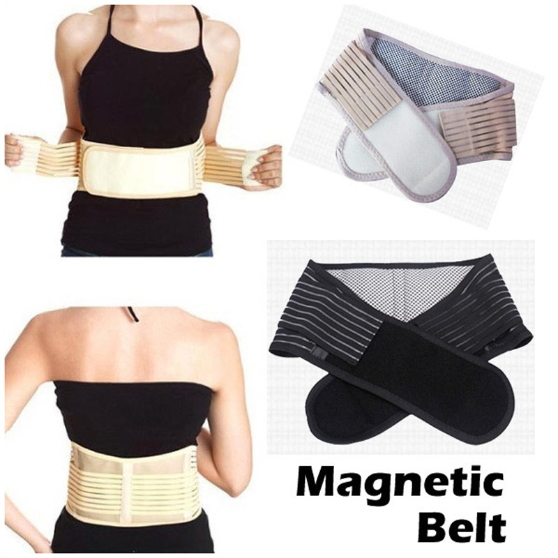 Health Care Magnetic Slimming Lower Back Support Waist ...