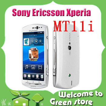 Android OS Original phone Sony Ericsson Xperia neo V MT11i 3G Unlocked Smartphone 5MP Camera Free shipping