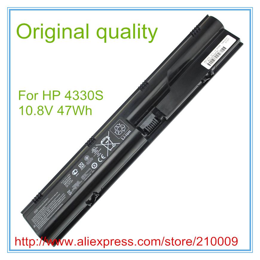 47WH Original Laptop Battery For 4330S 4331S 4430S 4431S 4435S 4436S 4530S 4730S 4540S HSTNN-LB2R PR06<br><br>Aliexpress
