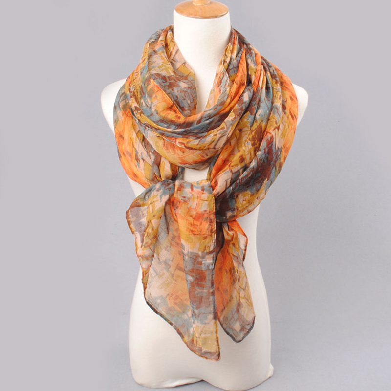 2015 high quality WOMAN SCARF cotton voile scarves solid warm autumn and winter scarf shawl printed