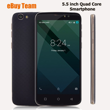 Original 5 5 Android 5 1 MTK6580 Quad Core Mobile Phone RAM 512MB ROM 4GB Unlocked