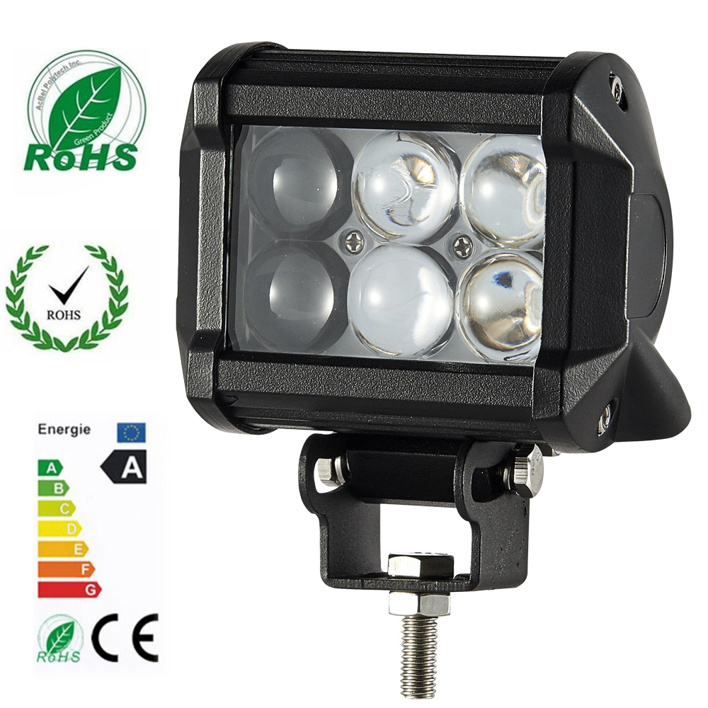 2pcs x 7inch 50W LED Auto Wireless Search Spot Light Remote Control Worklight Lamp 12V Led Searching Camping Light For SUV ATV